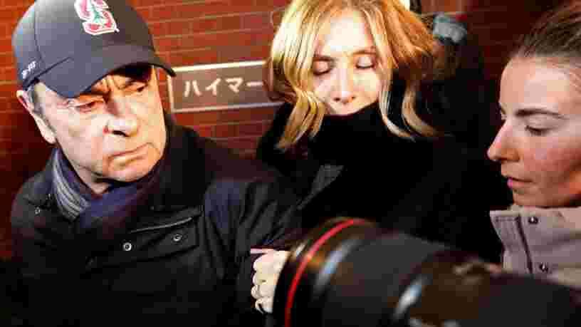 Dans une vidéo, Carlos Ghosn clame à nouveau son innocence et dénonce un complot