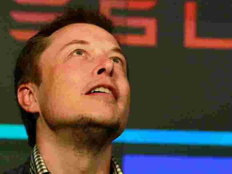 Elon Musk: Les problèmes de production de la Model 3 sont dus au fait que Tesla est devenu 'trop confiant'