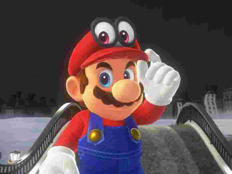 Nintendo lance un nouveau jeu Mario aujourd'hui — voici ce qu'il faut savoir