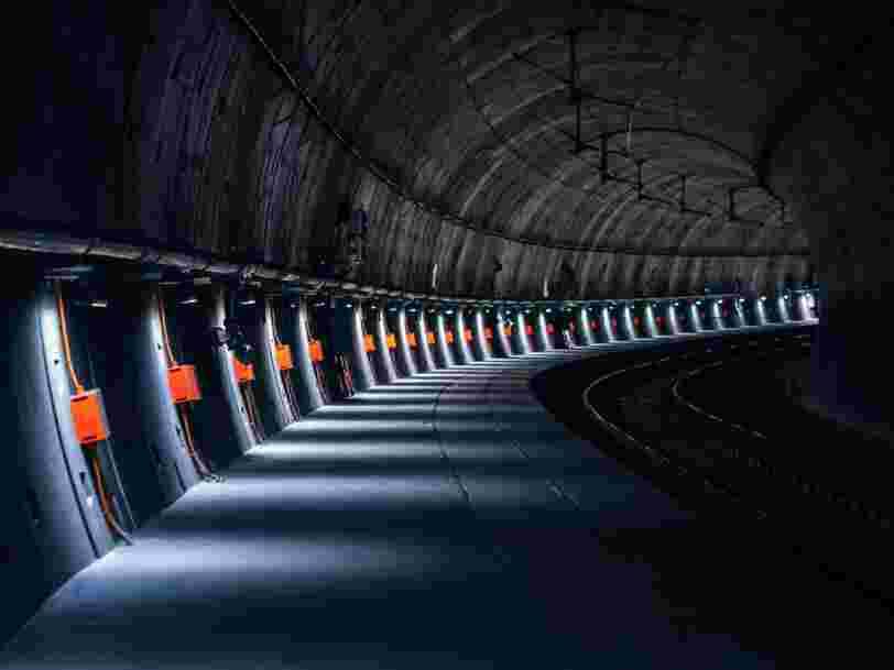 8 projets pharaoniques de tunnels à travers le monde