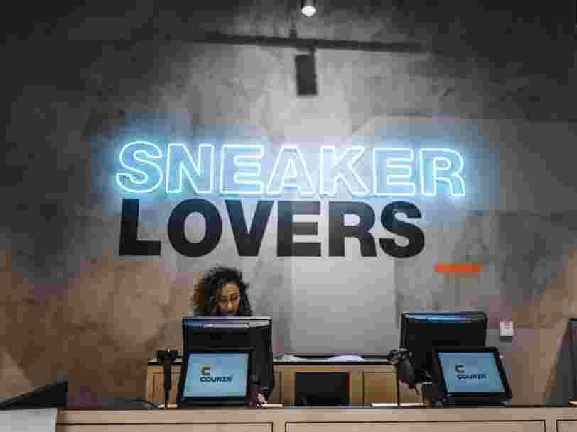 La maison-mère de Casino profite de la lucrative folie des sneakers pour vendre les magasins Courir