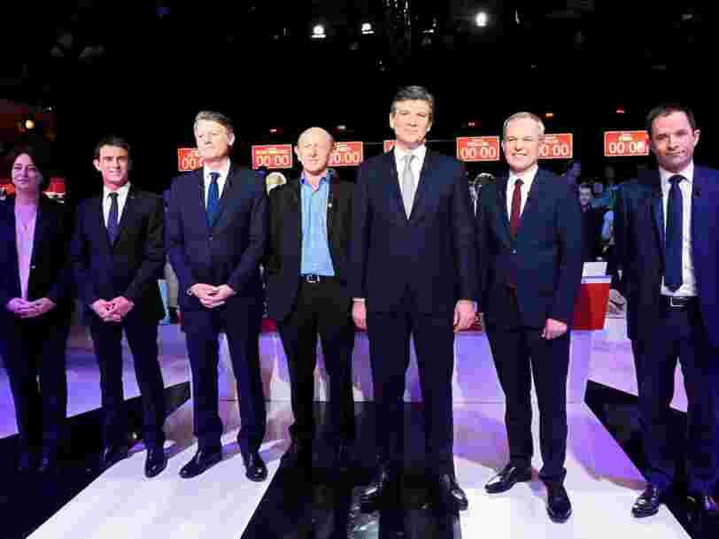 Les déclarations les plus marquantes du 2e débat de la primaire de la gauche