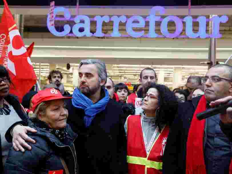 Carrefour ferme 243 magasins — voici où ils disparaissent