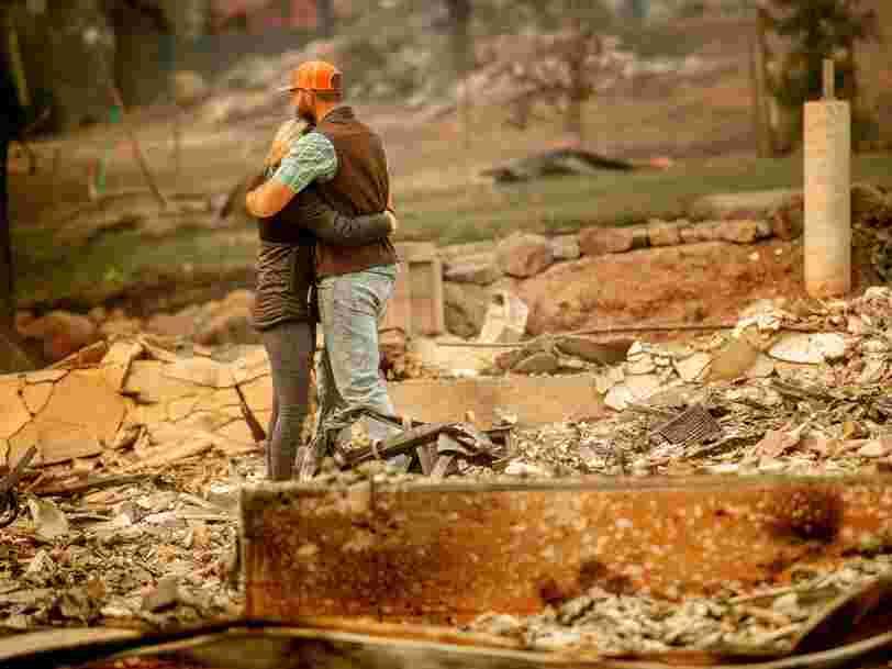 Une seule société est à l'origine de plus de 1500 incendies en Californie depuis 6 ans