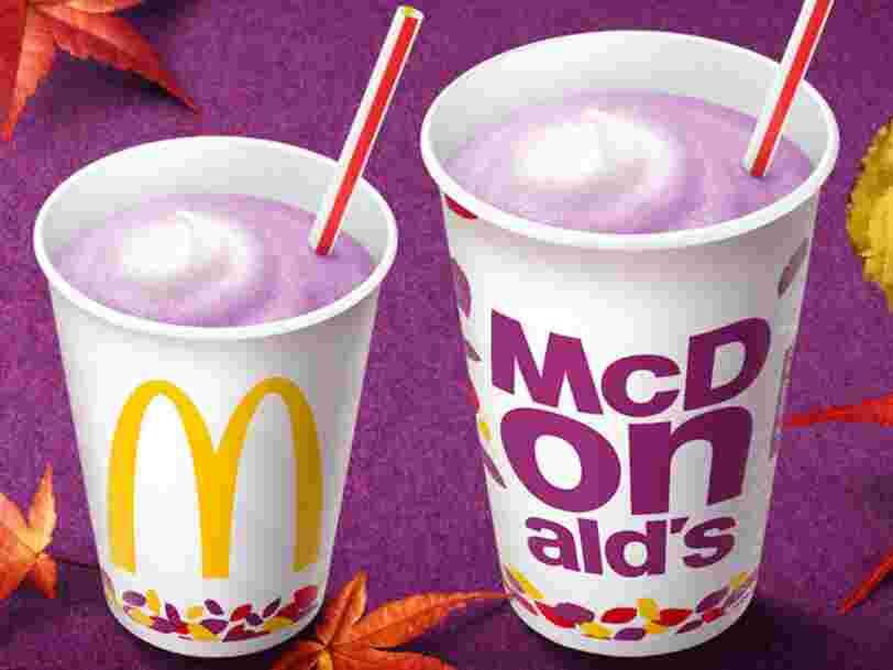Voici 11 plats que vous pourrez trouver aux McDonald's des 4 coins du globe