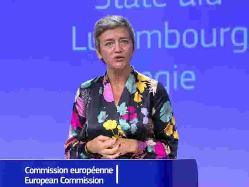 Bruxelles dit que le Luxembourg a accordé une aide illégale à Engie — le groupe énergétique français doit 120 M€ d'arriérés d'impôts