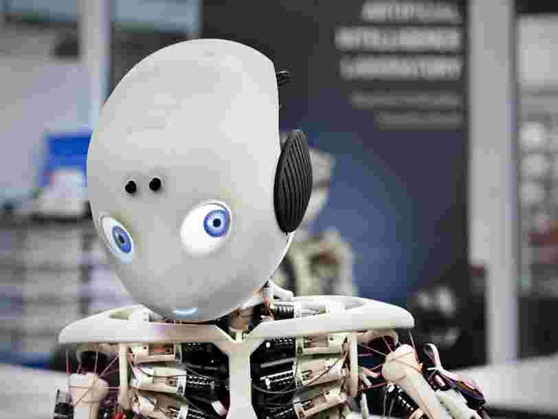 Le fondateur d'une startup spécialisée dans l'intelligence artificielle a une explication simple aux coups de folie des robots