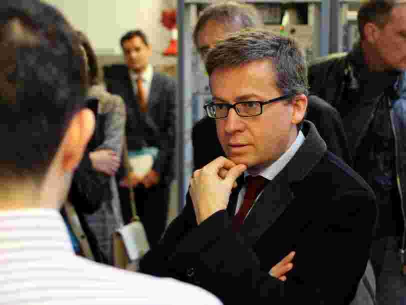 L'Union européenne cherche quelqu'un pour diriger un nouveau fonds de €400 millions destiné aux startups