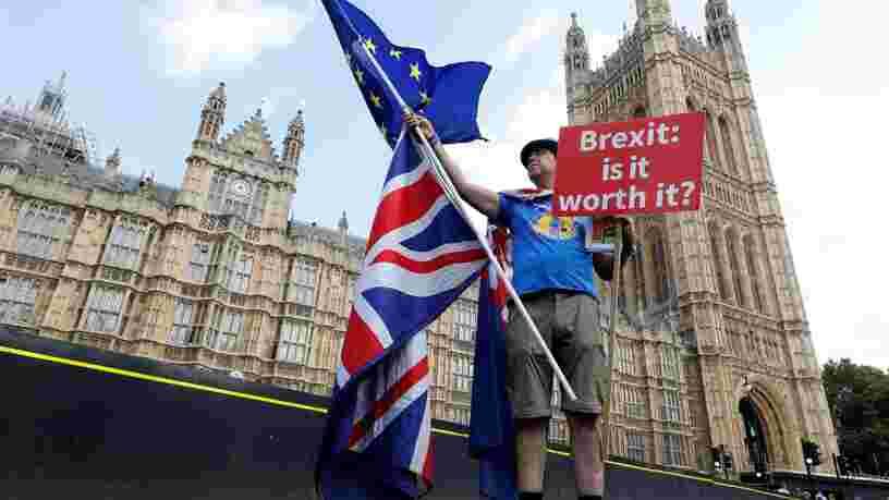 Le Brexit désorganise des secteurs entiers de l'économie britannique — voici où ça craque