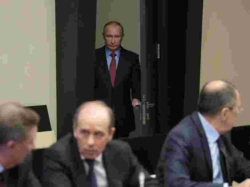 Des experts en cybersécurité affirment avoir la preuve que des hackers russes ont visé la campagne d'Emmanuel Macron