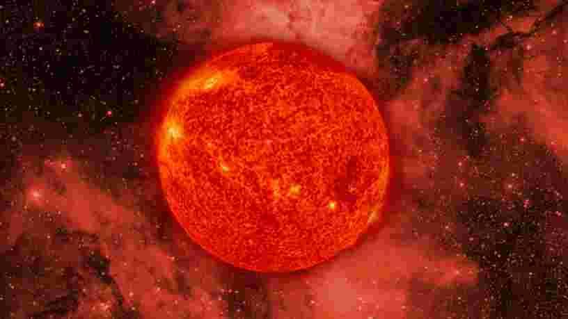 Nous pourrions en savoir plus sur le sombre destin de notre Soleil grâce à cette étoile mourante