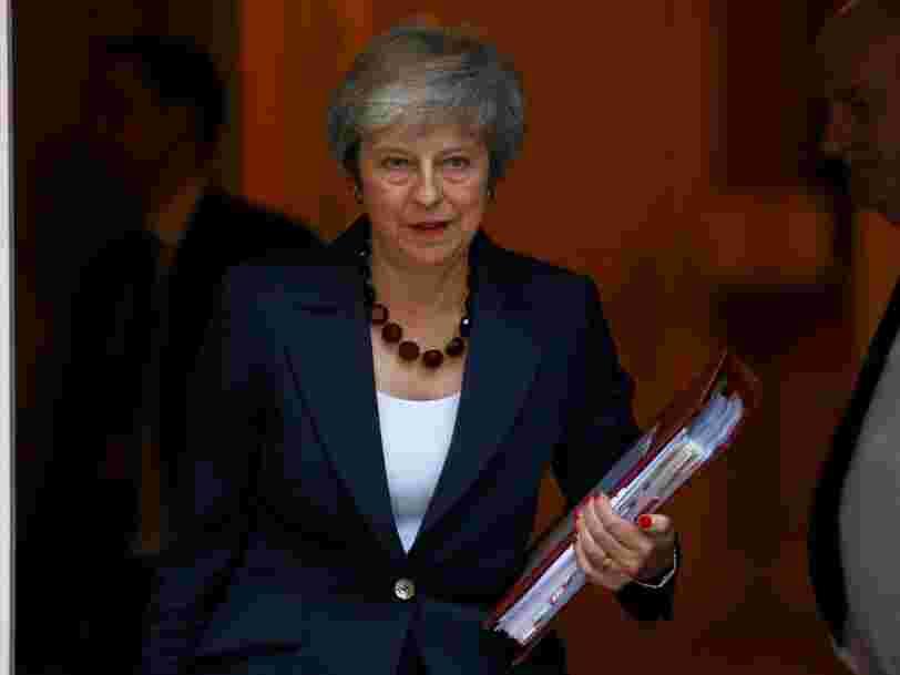 BREXIT: Une sortie du Royaume-Uni de l'UE sans accord est plus que possible