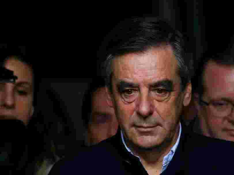 François Fillon s'offre une écrasante victoire à la primaire de la droite et sera candidat à la présidentielle de 2017
