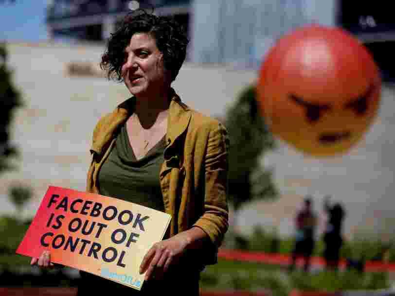 Des modérateurs de Facebook craignent pour leur santé à cause des vidéos horribles qu'ils sont forcés de regarder