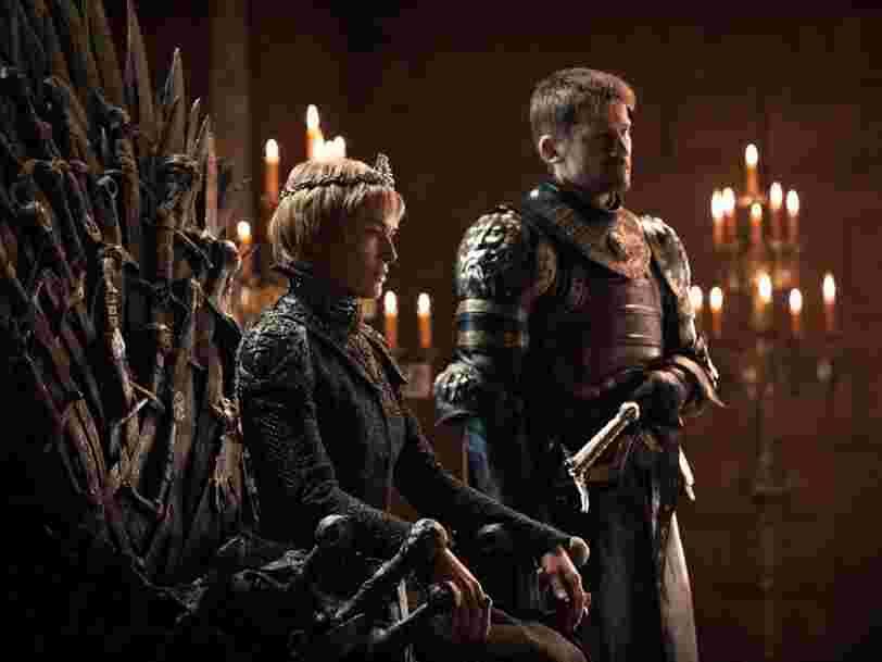 Les applis mobiles de HBO ont battu des records de téléchargement le jour de la diffusion du premier épisode de 'Game of Thrones'