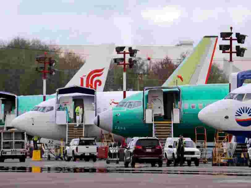 Boeing était au courant des problèmes du 737 Max bien avant les crashs