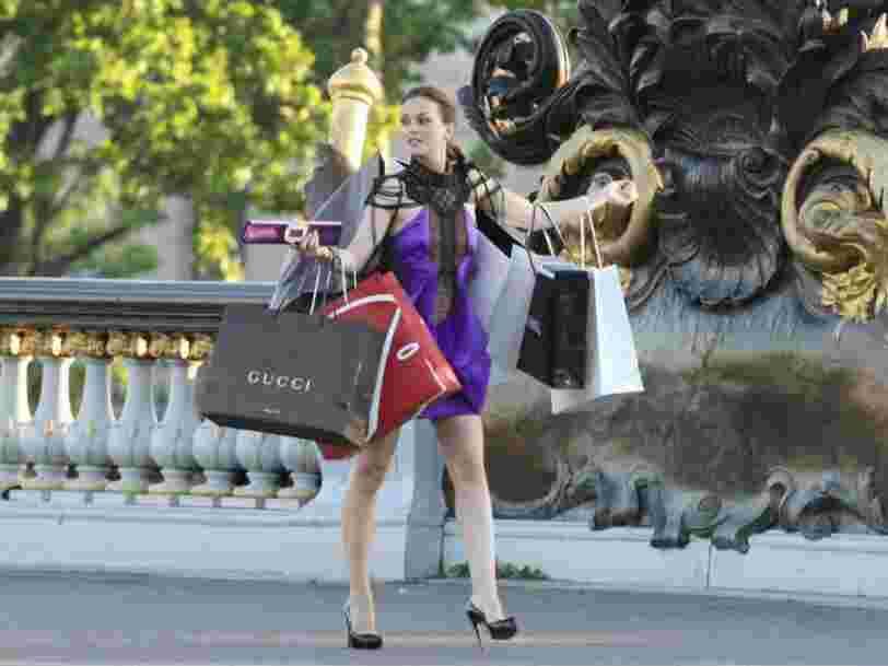 Une étude a trouvé comment dépenser votre argent si vous voulez être heureux