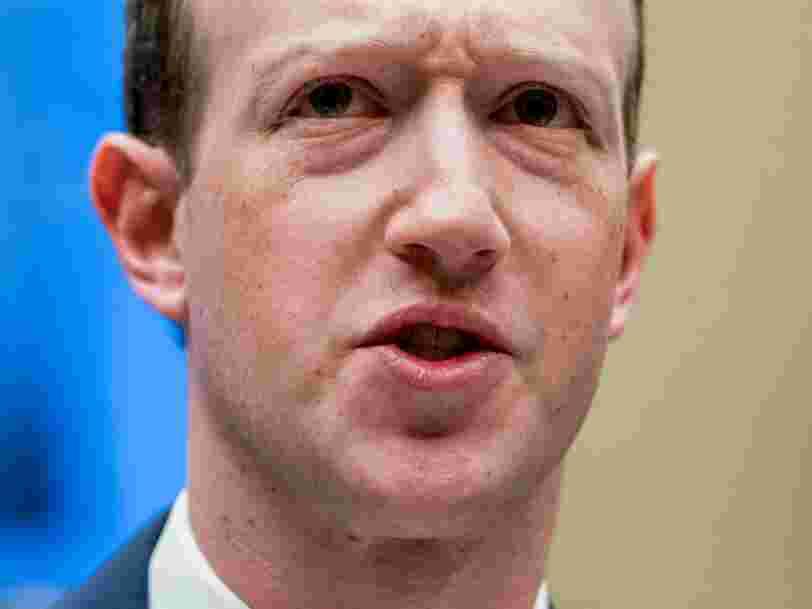Facebook paie des gens 20$ par mois pour espionner leur téléphone