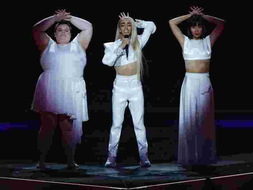 Si Bilal Hassani gagnait l'Eurovision, ce ne serait pas forcément une bonne nouvelle pour France Télévisions