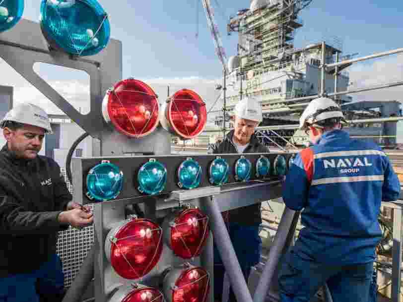 Après 3 ans de négociations, la vente de 12 sous-marins à l'Australie prend forme