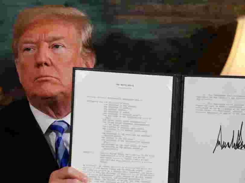 L'Iran demande à Trump d'arrêter de tweeter sur le pétrole — car ça fait grimper les prix