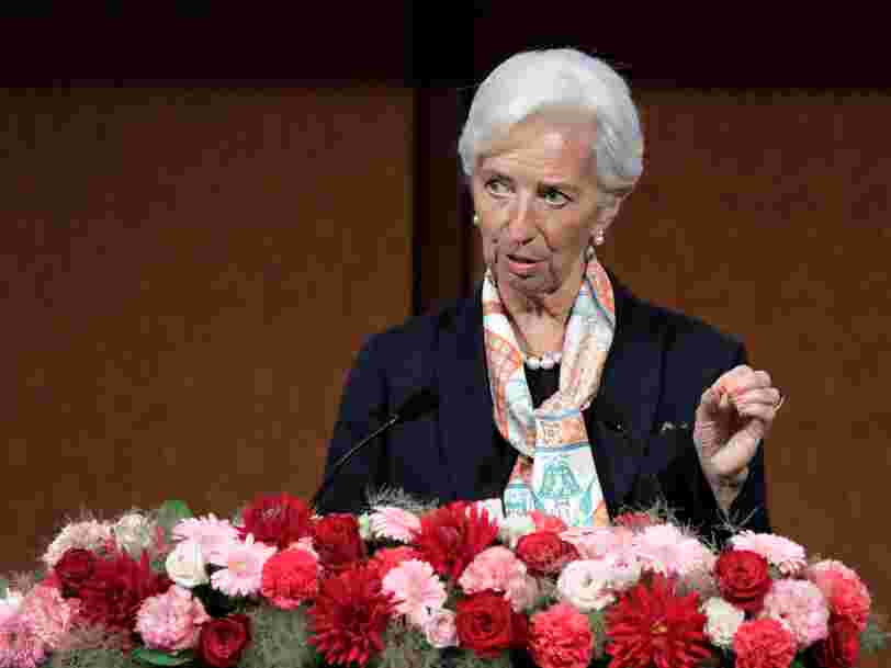 La nomination de Christine Lagarde à la BCE critiquée, la France la défend