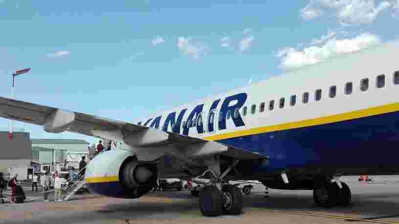 L'Italie condamne Ryanair pour son supplément bagage en cabine. Ils sont aussi payants en France.