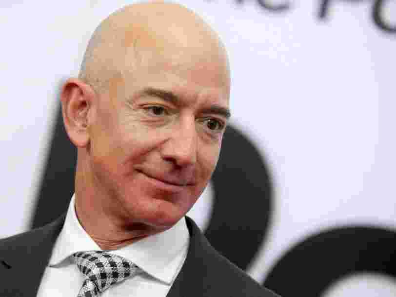 Le patron d'Amazon Jeff Bezos s'offre un penthouse et les deux appartements du dessous à New York