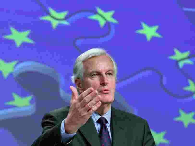 Le Royaume-Uni pourrait payer l'UE jusqu'à 4 ans après en être sorti