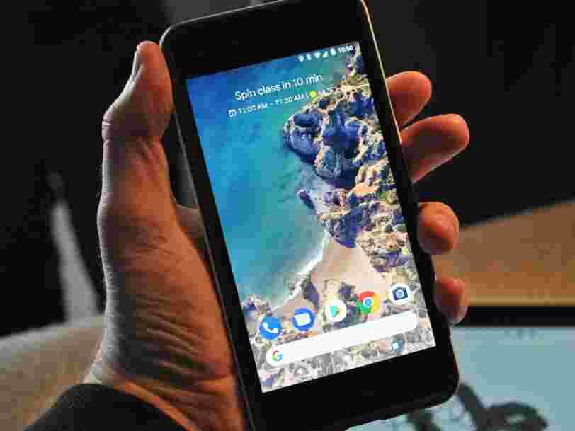 Google va dévoiler son prochain smartphone Pixel le 9 octobre