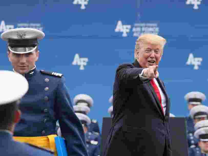 Donald Trump fait de nouveau trembler les marchés après des taxes punitives infligées au Mexique