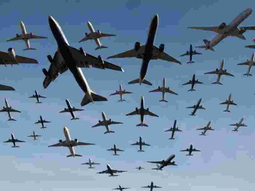Coronavirus : des compagnies britanniques obligées de faire voler leurs avions à vide pour conserver leurs créneaux