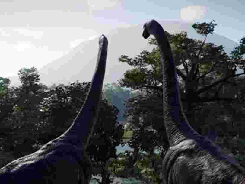 Les journées sur Terre étaient plus courtes qu'aujourd'hui à la fin de l'ère des dinosaures