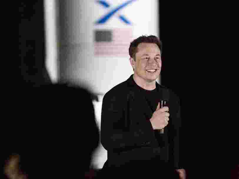 Elon Musk ne veut pas séparer Starlink de SpaceX pour créer une entité distincte