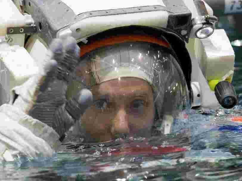 Voici comment Thomas Pesquet va se préparer pour sa deuxième mission spatiale