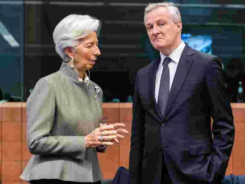 Le gouvernement est prêt à dépenser des 'dizaines de milliards d'euros' pour éviter le chaos économique