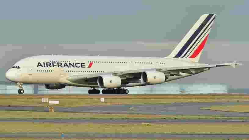 Coronavirus : Air France-KLM va réduire son activité de 70% à 90% pour les deux prochains mois