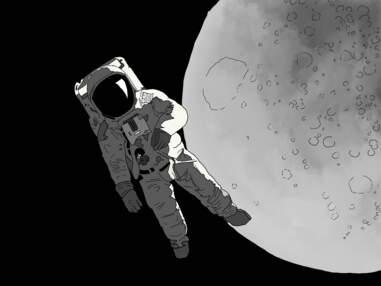 Conquête spatiale : les objets abandonnés par les astronautes sur la Lune il y'a 50 ans...