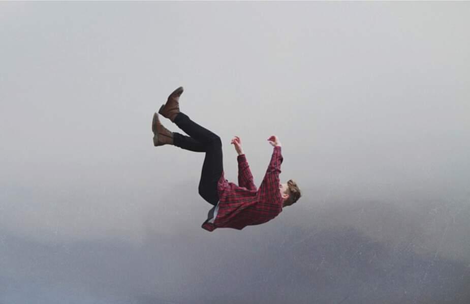 Des chutes et des envols