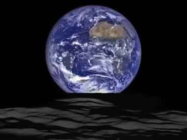 Les plus belles photos du système Terre-Lune !