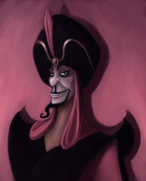 Son vizir, Jafar, a réellement mal fini