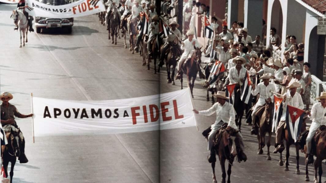 26 juillet 1959, place de la Révolution à La Havane