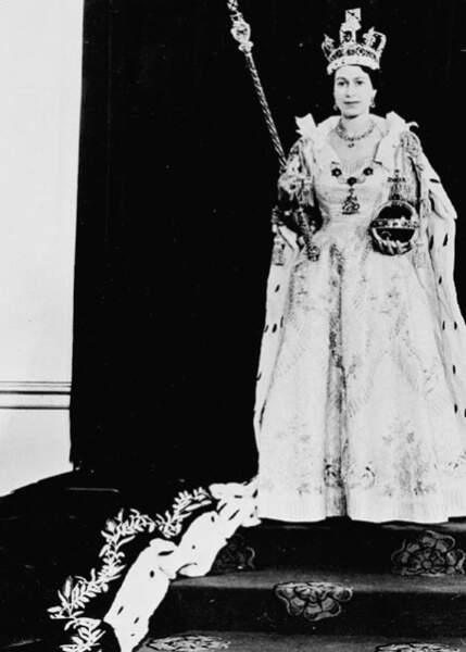 2 juin 1953 - Un couronnement en Technicolor