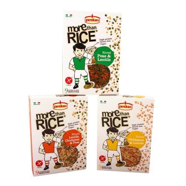 3. Le riz qui n'en est pas