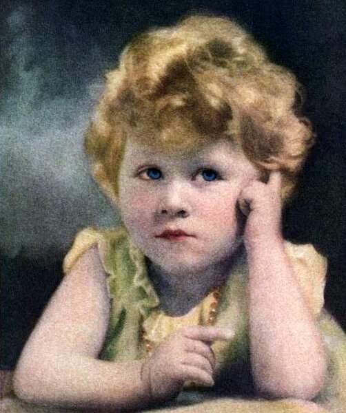 21 avril 1926 - Le bébé de l'Angleterre