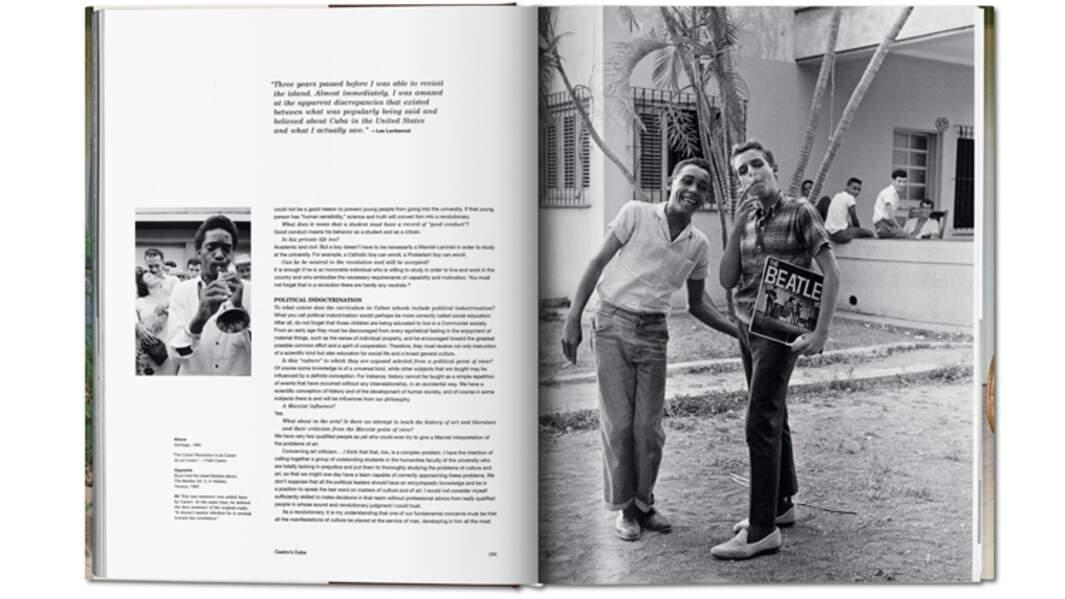 Le Cuba de Castro, Lee Lockwood, Taschen