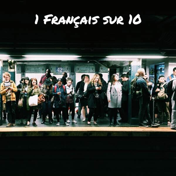 1 Français sur 10