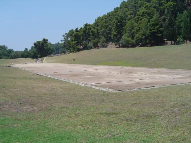 Antiquité : Le stade d'Olympie, tremplin pour la carrière d'Hérodote !