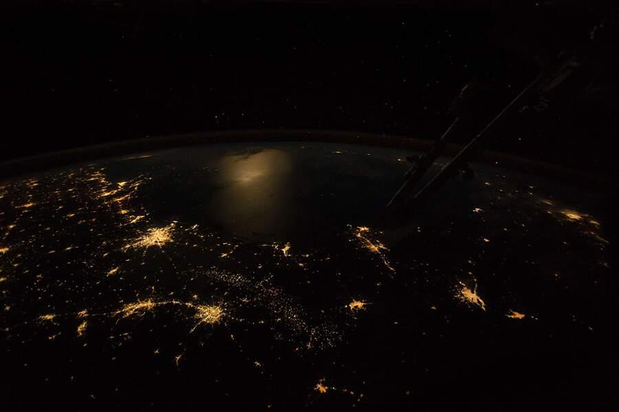 9. Le Texas de nuit