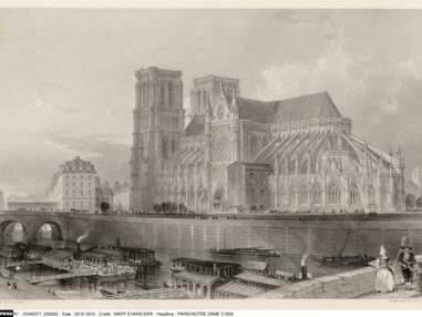 Les plus belles photos d'archives de Notre Dame